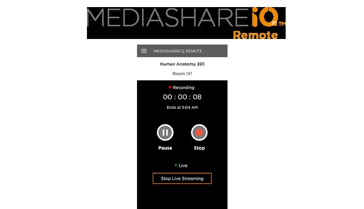 mediashareiq-remote